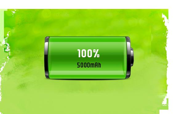Батарейка для телефона картинка
